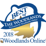 Best of The Woodlands Logo