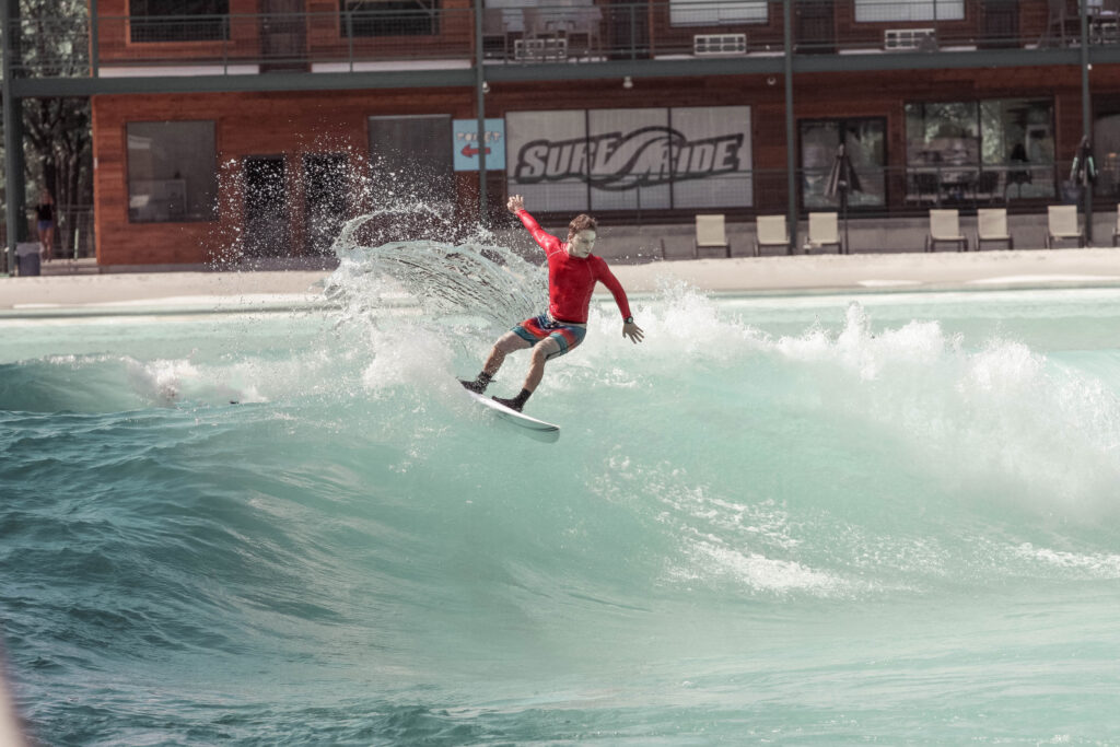 Surfing Photo Of Dr Perri