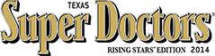 Rising Starts Super Doctor Logo